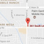 Mesa 85201 Pawn Now Location map