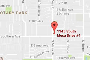 mesa 85210 pawn now location map az