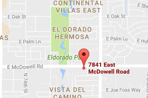 scottsdale 85257 pawn now location map az