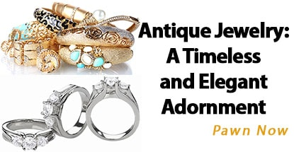 Antique Jewelry: A Timeless and Elegant Adornment