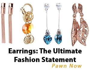 Earrings: The Ultimate Fashion Statement