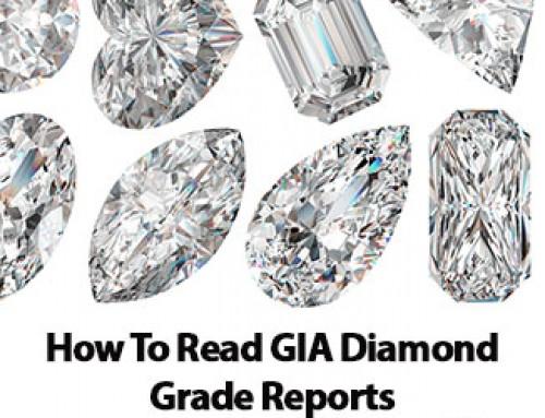 GIA Diamond Grading Reports