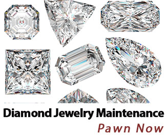 Diamond Jewelry Maintenance