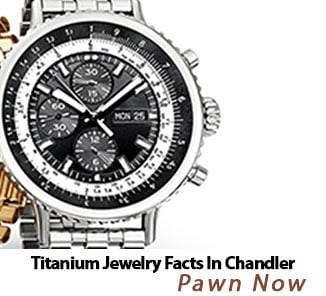 Titanium Jewelry Facts In Chandler