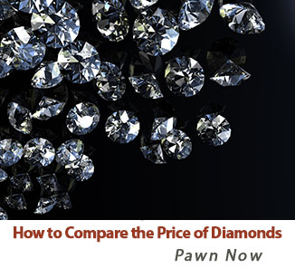 How to Compare the Price of Diamonds