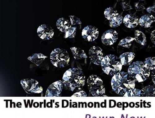 The World's Diamond Deposits