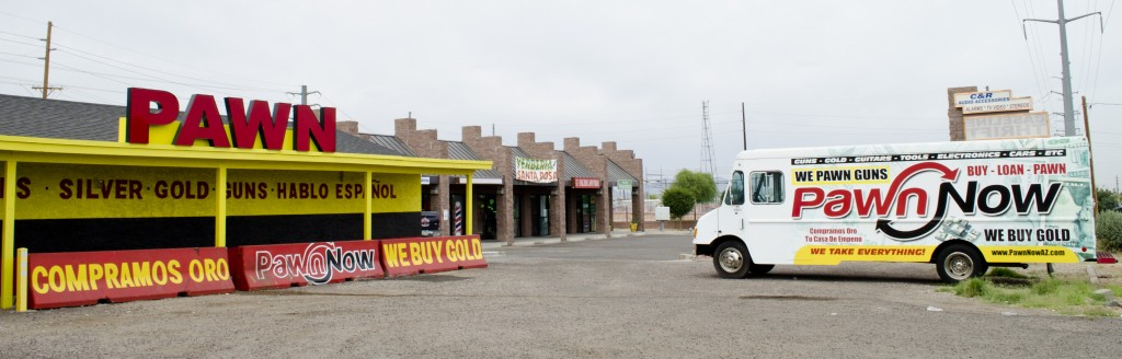 A Pawn Shop Located In Phoenix Arizona