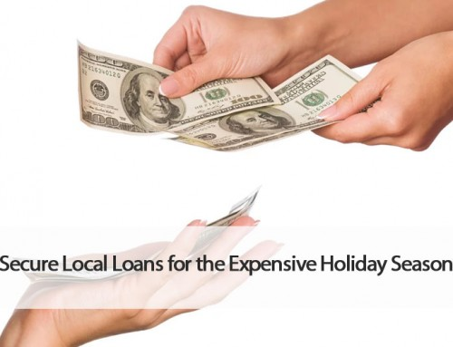 Secure Local Loans for the Expensive Holiday Season