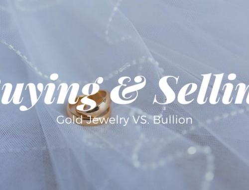 Buying and Selling Gold Jewelry vs. Bullion