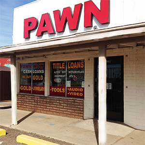 Apache Junction Pawn Shop