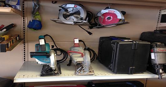 buy, sell, pawn tools at an arizona pawn shop