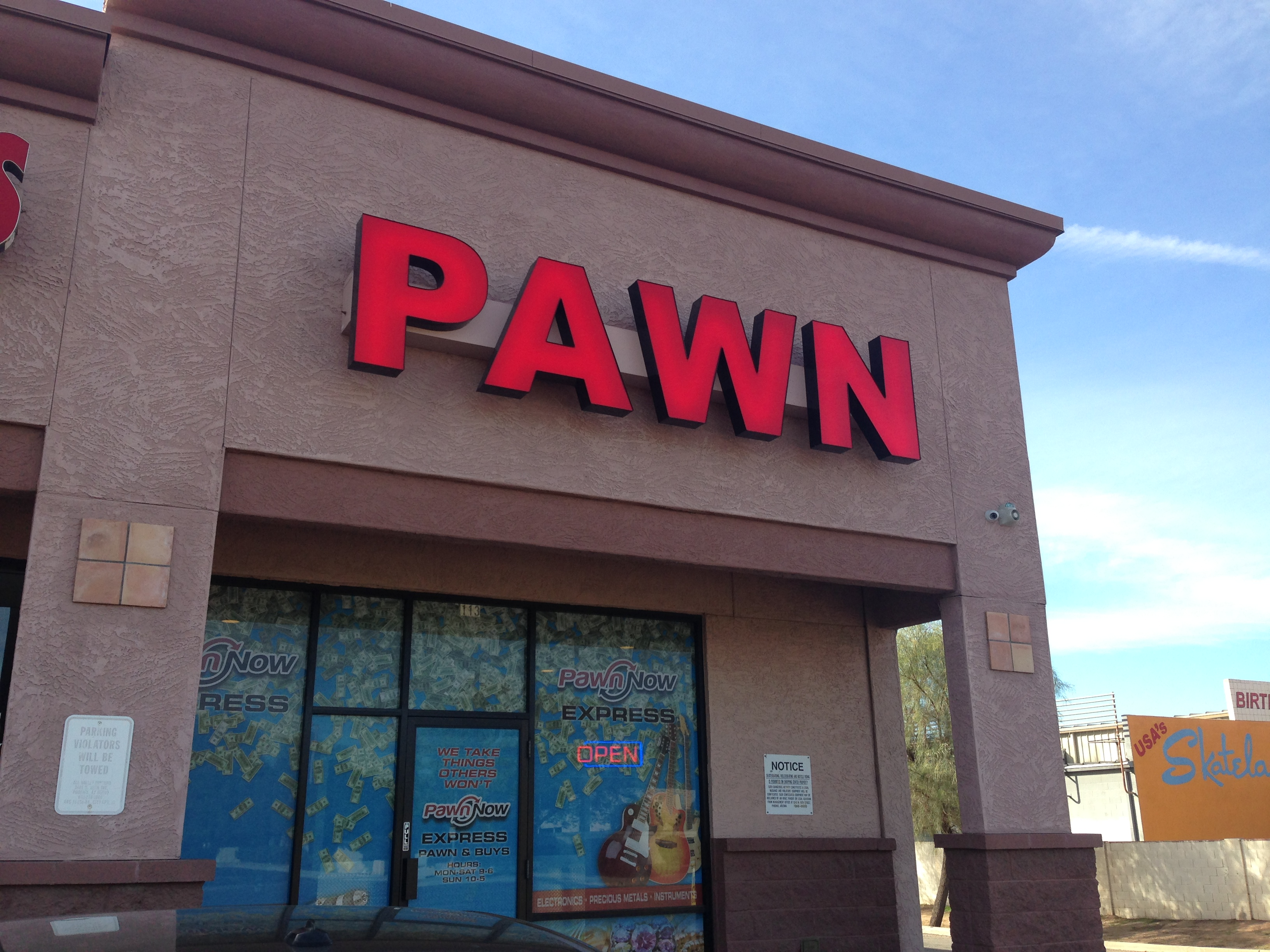 Pawn shop in chandler 85224 pawn now best pawn shop for Jewelry stores mesa az