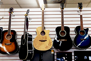 Buy A Used Guitar At Pawn Now in Mesa 85210